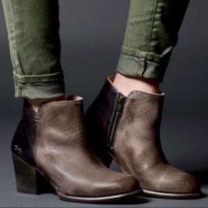 Bed Stu Yell Cobbler Series Ankle Boots Booties